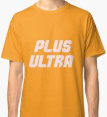 More Ultra! - My Hero Academia Classic T-Shirt
