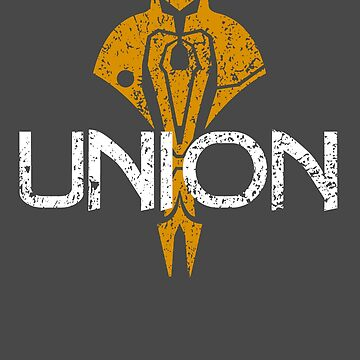 Union by HandDrawnTees