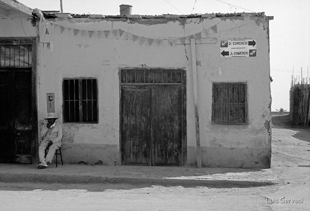At home by Luis Gervasi