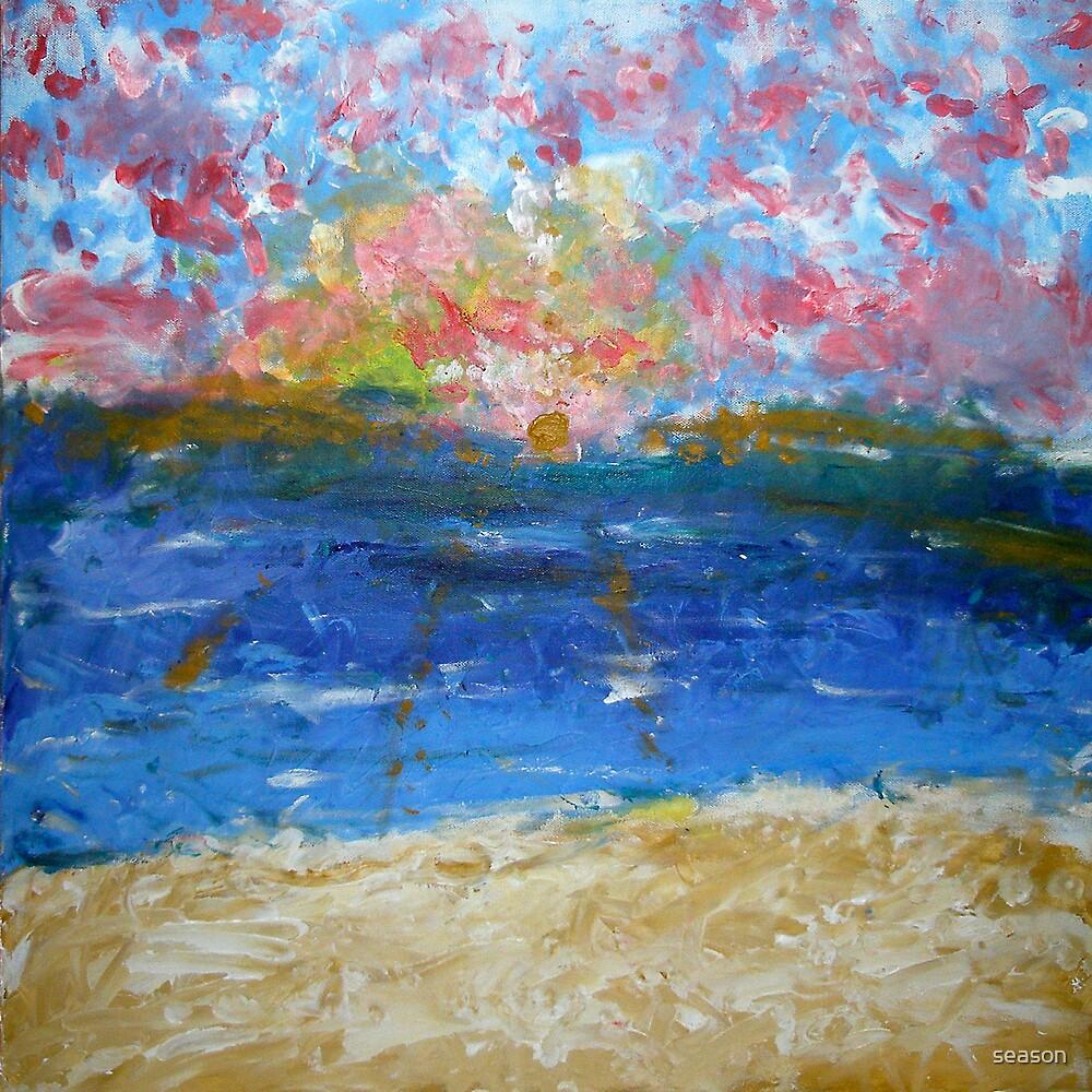 Seacliff Sunset by season