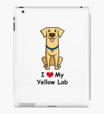 Lab iPad Case/Skin