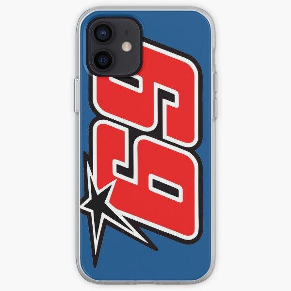 Nicky Hayden 69 iPhone Soft Case