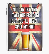 London Against Terror iPad Case/Skin