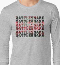 RATTLESNAKE RATTLESNAKE RATTLESNAKE King Gizzard And The Lizard Wizard Long Sleeve T-Shirt