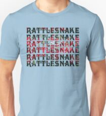 RATTLESNAKE RATTLESNAKE RATTLESNAKE King Gizzard And The Lizard Wizard Unisex T-Shirt