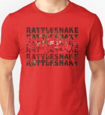 RATTLESNAKE RATTLESNAKE RATTLESNAKE King Gizzard And The Lizard Wizard T-Shirt