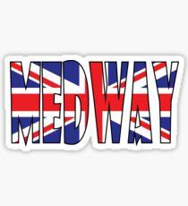 Medway Sticker