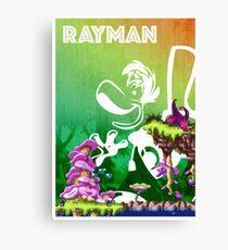 [PLATFORM GAMES!] Rayman - Dream Forest Canvas Print