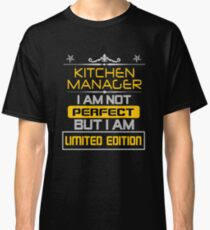 Kitchen Manager: T-Shirts | Redbubble