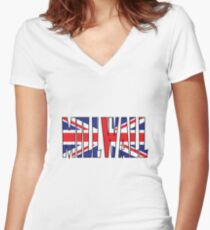 Millwall Women's Fitted V-Neck T-Shirt