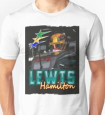 Lewis Hamilton 2017 Unisex T-Shirt
