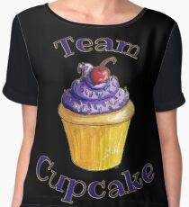 Team Cupcake Women's Chiffon Top