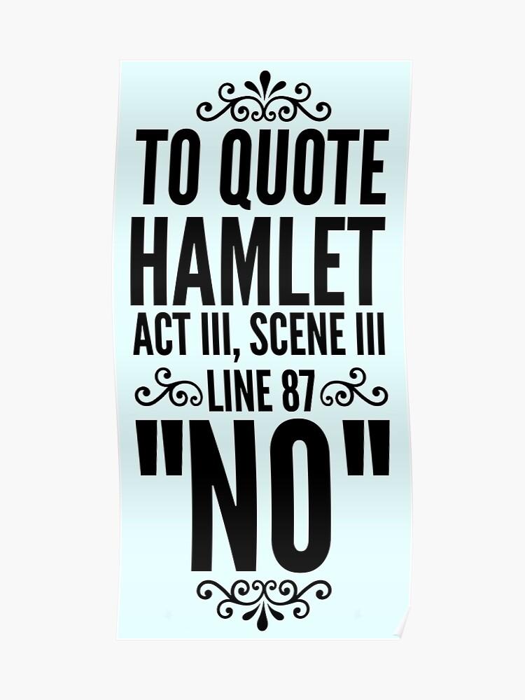Hamlet Zitate Hamlet 2019 08 24