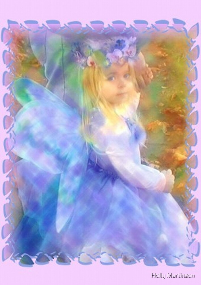 Flower Fairy by Holly Martinson