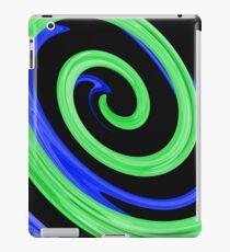 Twirl-a-whirl iPad Case/Skin