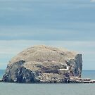 The Bass Rock by Jennifer J Watson