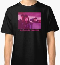 My Bloody Valentine - 'Shoegazing Out The Window' Classic T-Shirt