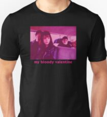 My Bloody Valentine - 'Shoegazing Out The Window' T-Shirt