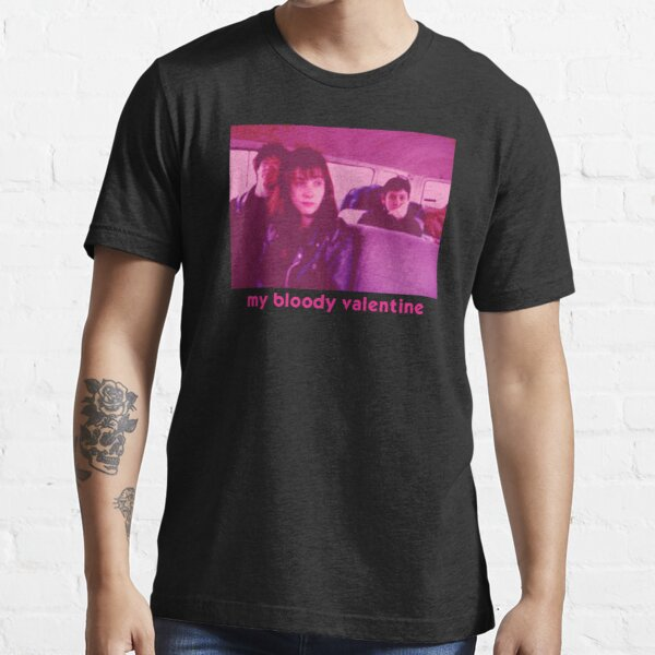 My Bloody Valentine - 'Shoegazing Out The Window' Essential T-Shirt