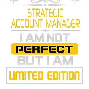 strategic account manager by vincenthanhkaka
