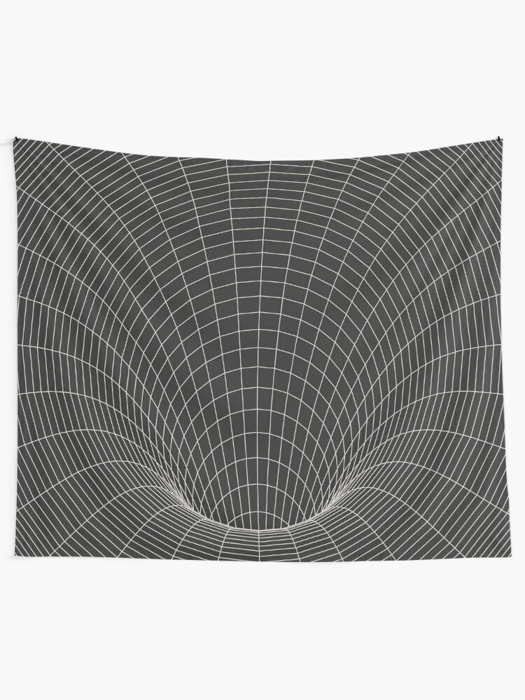 Alternate view of Event Horizon Tapestry