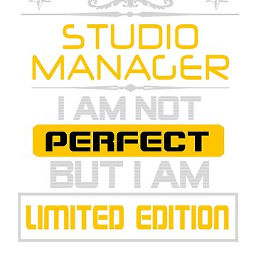 studio manager by vincenthanhkaka
