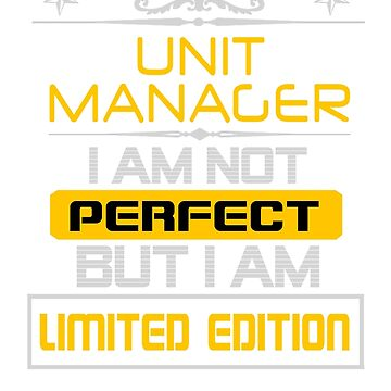 unit manager by vincenthanhkaka