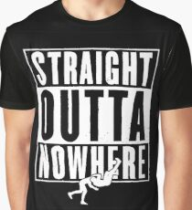 RKO Straight Outta Nowhere Graphic T-Shirt