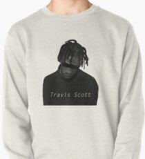 Travis illustration 2/2 with text T-Shirt