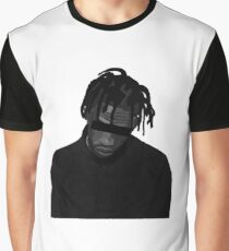 Travis Scott illustration (MORE VERSIONS IN ARTIST NOTES) Graphic T-Shirt