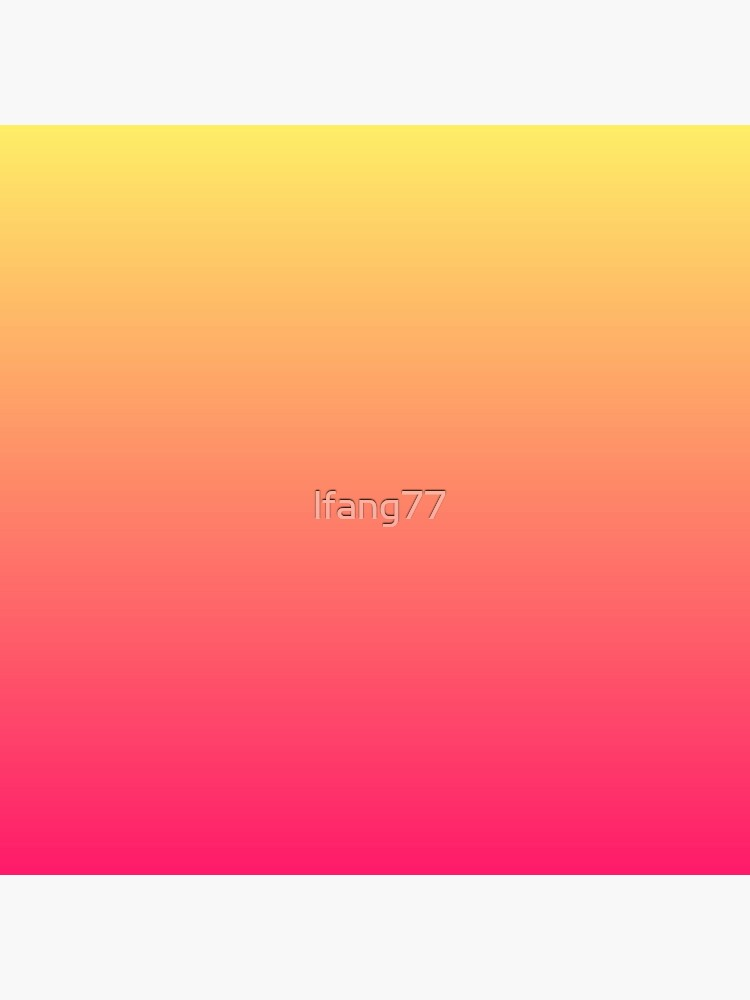 modern chic girly hot pink orange fuschia ombre by lfang77