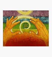 Healing of the Heart Photographic Print