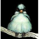 Bird Bandit by Rootedbeauty