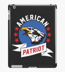 American Patriot - USA Eagle iPad Case/Skin