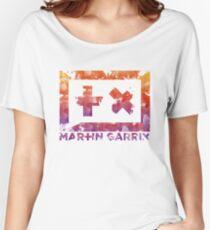 martin garrix photo logo Women's Relaxed Fit T-Shirt