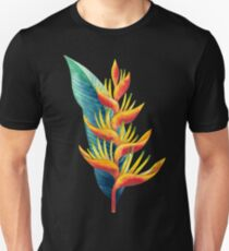 Watercolor heliconia T-Shirt