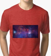 In the Heart of the Milky Way Tri-blend T-Shirt