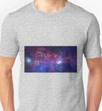 In the Heart of the Milky Way Unisex T-Shirt