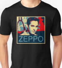 Buffy the Vampire Slayer - Xander - Obama Poster T-Shirt
