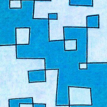 Protoglifo 05 white clouding to blue by pepetto