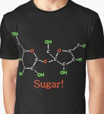 Sugar Molecule 2 Graphic T-Shirt