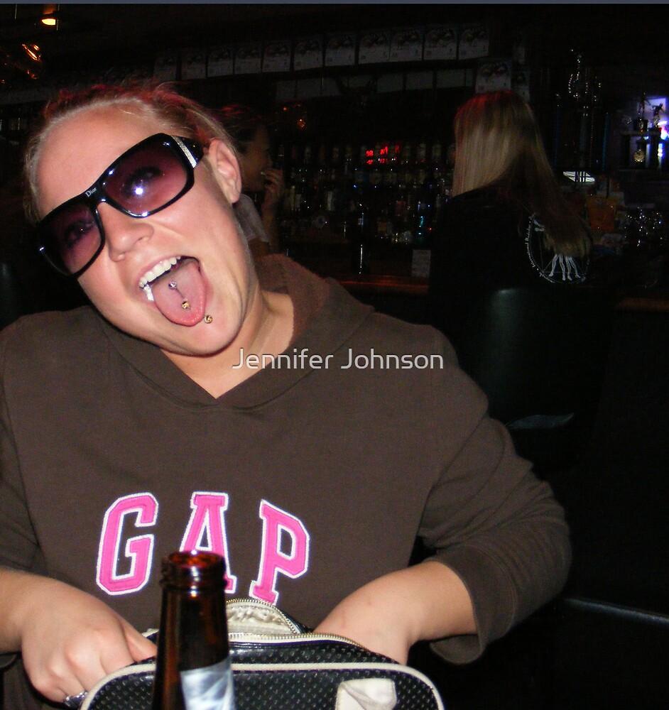 My Crazy friend Kate by Jennifer Johnson