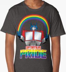 Optimus Pride Long T-Shirt