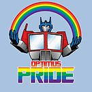 Optimus Pride by Jeremy Kohrs