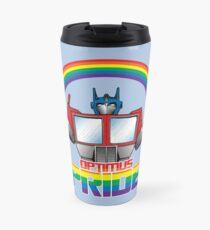 Optimus Pride Travel Mug