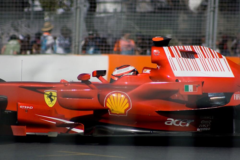Scarlet Ferrari by Chris Putnam
