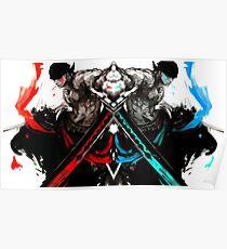 Rorona Zoro Poster