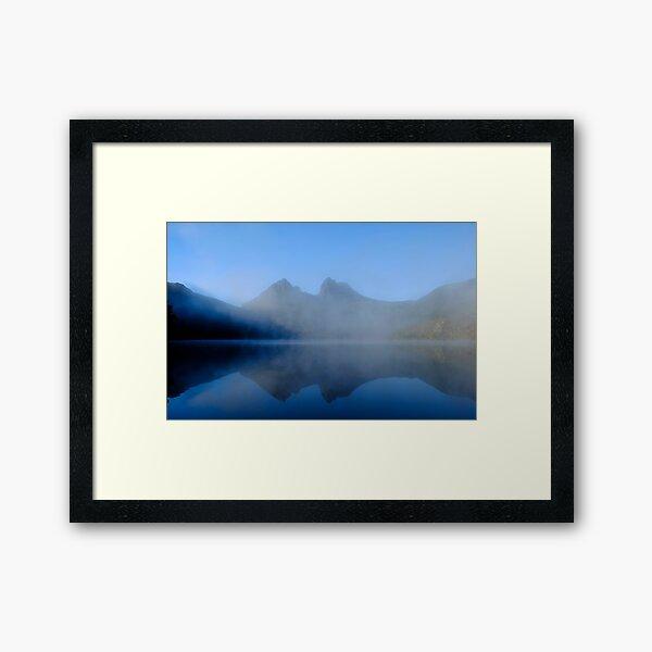 Cradle Mountain Tasmania Early Morning Framed Art Print