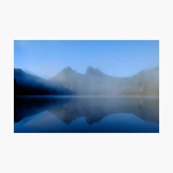 Cradle Mountain Tasmania Early Morning Photographic Print