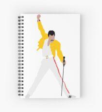 Fred #2 Spiral Notebook